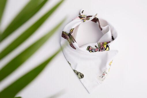 vlinder bandana